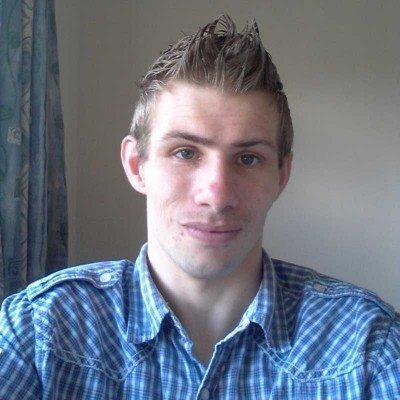 Aaron Healey, Website Designer Developer