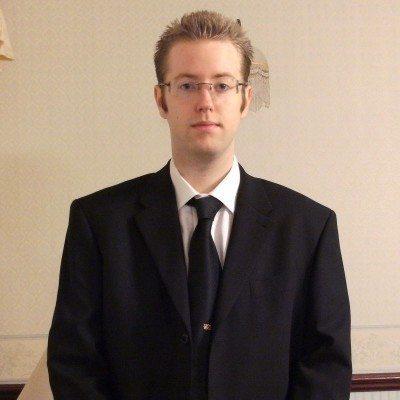 Steven Hague, Senior Website Designer and Developer