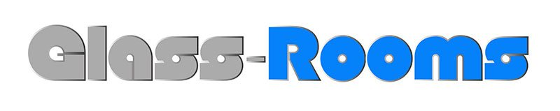 Glass Rooms Logo Design