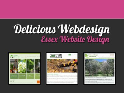 Gardening Landscaping Websites